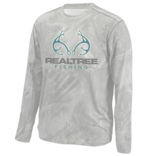 Men's Realtree Cast Performance Wind Shirt