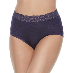 Vanity Fair Flattering Lace Brief 13281
