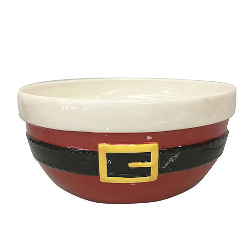 St. Nicholas Square® Santa Serving Bowl