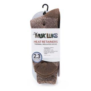 Men's MUK LUKS Thermal Socks