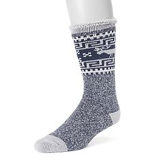 Men's MUK LUKS Thermal Socks