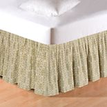 C&F Home Althea Damask Bedskirt