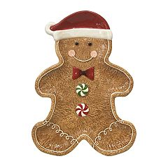 St. Nicholas Square® Gingerbread Serving Platter