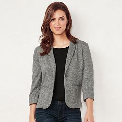 Women's LC Lauren Conrad Fitted Blazer
