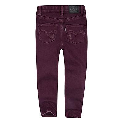 Baby Girl Levi's® 710 Super Skinny Frayed Color Jeans