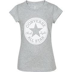 Girls 7-16 Converse Chuck Taylor All Star Signature Tee