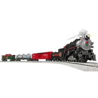 Santa Freight Lines LionChief Bluetooth Set by Lionel