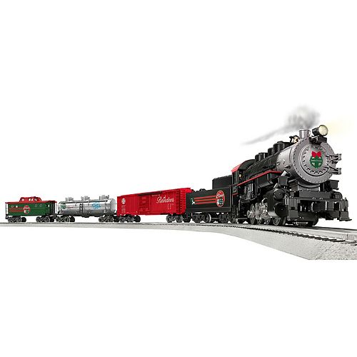Santa Freight Lines LionChief Bluetooth Set by Lionel