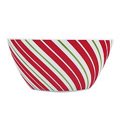 St. Nicholas Square® Peppermint Cereal Bowl