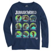 Boys 8-20 Jurassic World Hall of Fame Tee