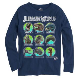 Boys 8-20 Jurassic World Hall of Fame Tee