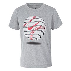 Boys 4-7 Nike Peeled Baseball Graphic Tee