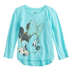 Toddler Girl Jumping Beans® Disney's Minnie Mouse Animated Top