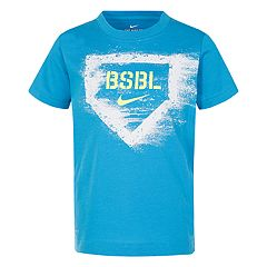 Boys 4-7 Nike 'BSBL' Home Plate Graphic Tee