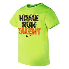 Boys 4-7 Nike 'Home Run Talent' Logo Graphic Tee