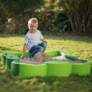 Aquaplay Sandbox with Cover