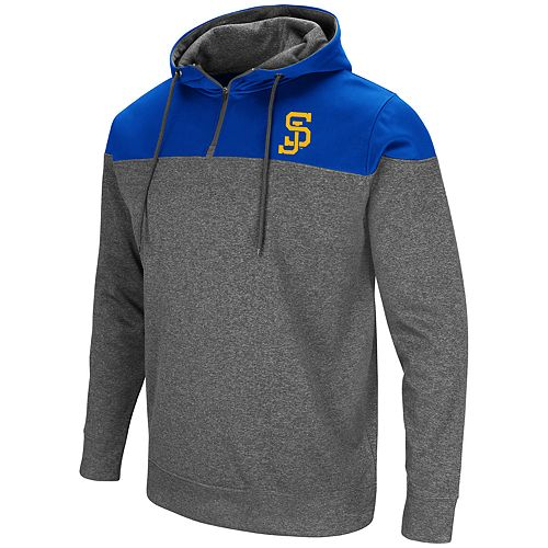 Men's San Jose State Spartans Top Gun Hoodie