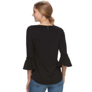 Women's Apt. 9® Bell Sleeve Top