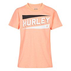 Boys 4-7 Hurley Stadium Lines Logo Graphic Tee