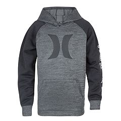 Boys 4-7 Hurley Dri-FIT Solar Icon Pullover Hoodie