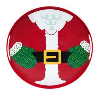 St. Nicholas Square® Santa Serving Tray with Handles