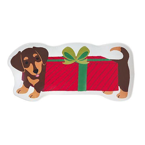 St. Nicholas Square® Dog Treat Serving Tray