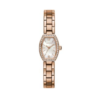 Caravelle Women's Crystal Stainless Steel Watch - 44L242
