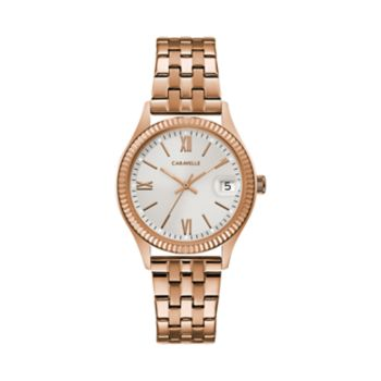 Caravelle Women's Stainless Steel Watch - 44M115
