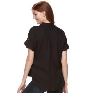 Juniors' Candie's® High-Low Shirt
