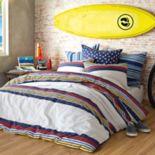 Hang Ten Ocean Beach Duvet Cover Set