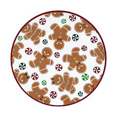 St. Nicholas Square® Gingerbread Salad Plate