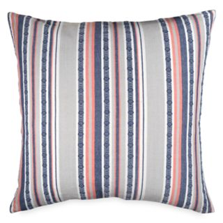 Hang Ten Striped Throw Pillow