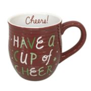 """St. Nicholas Square® """"Have a Cup of Cheer"""" Mug"""