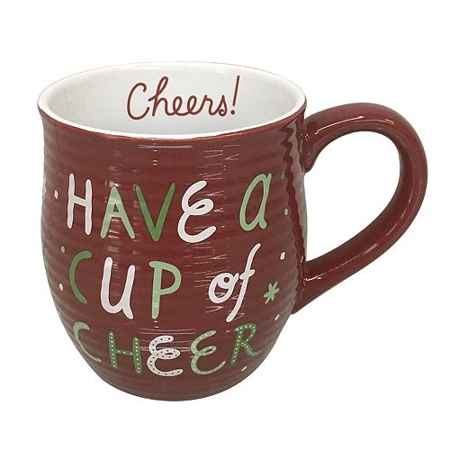 "St. Nicholas Square® ""Have a Cup of Cheer"" Mug"