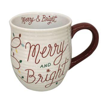"St. Nicholas Square® ""Merry and Bright"" Mug"