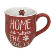 "St. Nicholas Square® ""Home is Where the Dog Is"" Mug"