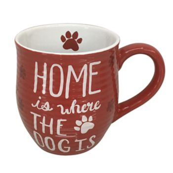 "St. Nicholas Square® ""Home is Where the Dog Is"" Mug"