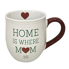 St. Nicholas Square® 'Home is Where Mom Is' Mug