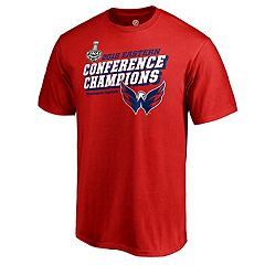 Men's Washington Capitals 2018 Stanley Cup Playoffs Brawl Tee