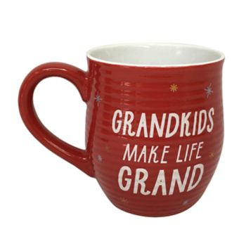 "St. Nicholas Square® ""Grandkids Make Life Grand"" Mug"