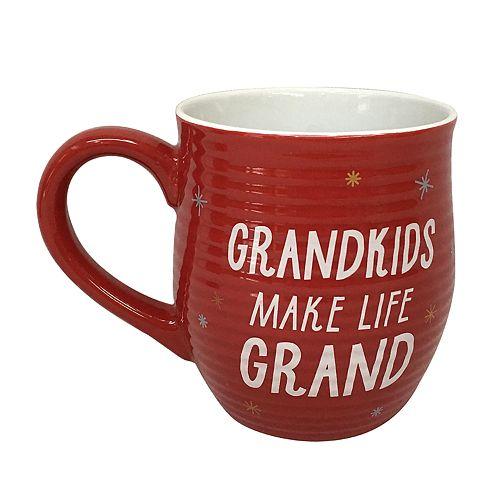 "St. Nicholas Square® ""Grandkids Make Life Grand"" Mug"