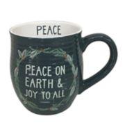 "St. Nicholas Square® ""Peace on Earth & Joy to All"" Mug"