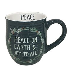 St. Nicholas Square® 'Peace on Earth & Joy to All' Mug