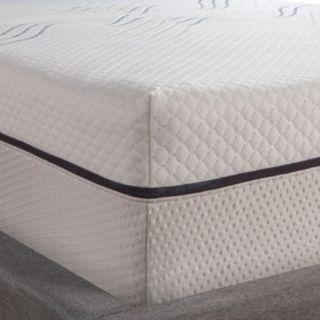 Sealy 14-inch Wave Memory Foam Mattress