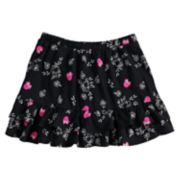 Disney's Minnie Mouse Girls 4-7 Tiered Ruffled Skort by Jumping Beans®