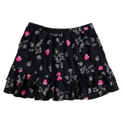 Disney's Minnie Mouse Toddler Girl Tiered Ruffled Skort by Jumping Beans®