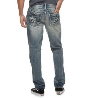 Men's Urban Pipeline? Relaxed Straight-Leg Medium Wash Jeans