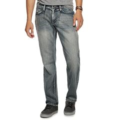 Men's Urban Pipeline® Relaxed Straight-Leg Medium Wash Jeans