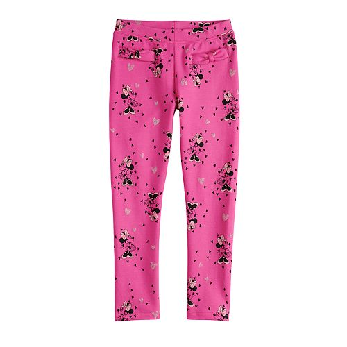 Disney's Minnie Mouse Girls 4-7 Print Leggings by Jumping Beans®