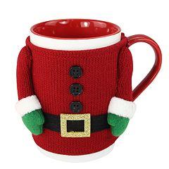 St. Nicholas Square® Santa Sweater Mug